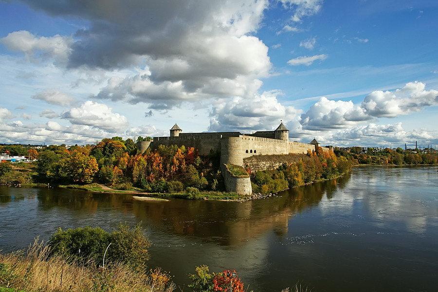 Русское средневековье. Копорье – Ямбург – Ивангород