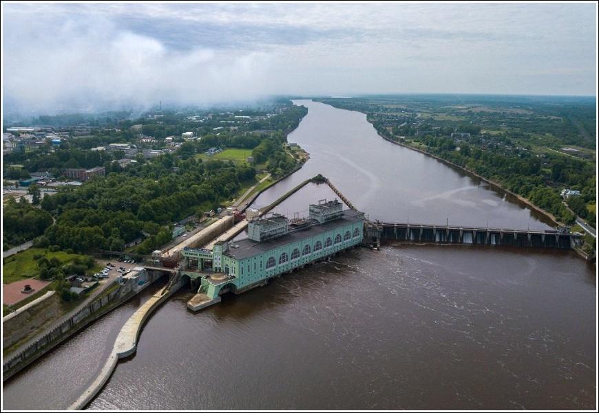 Экскурсия «Волховская ГЭС и в музей Г.О.Графтио»