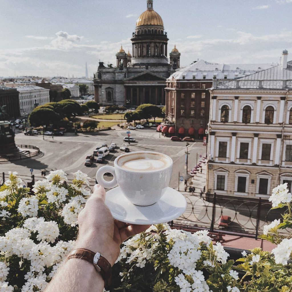 Прием групп в Санкт-Петербурге.