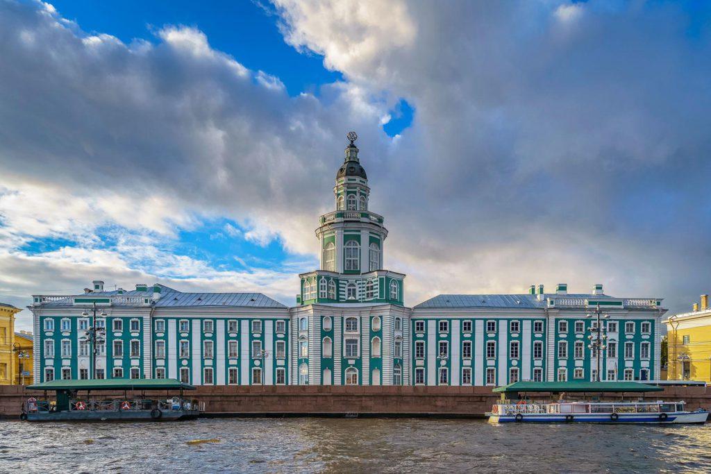 28 февраля 2021г. Тайны и легенды Петербурга с посещением Кунсткамеры.