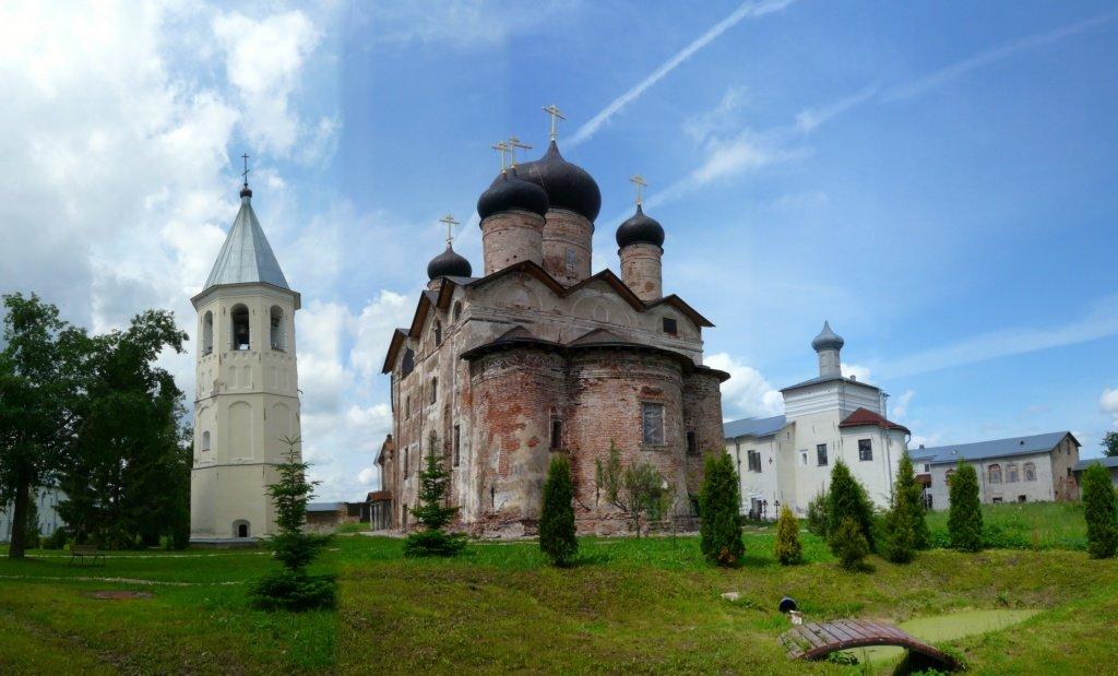 Свято-Троицкий Зеленецкий и Покрово-Тервенический монастыри