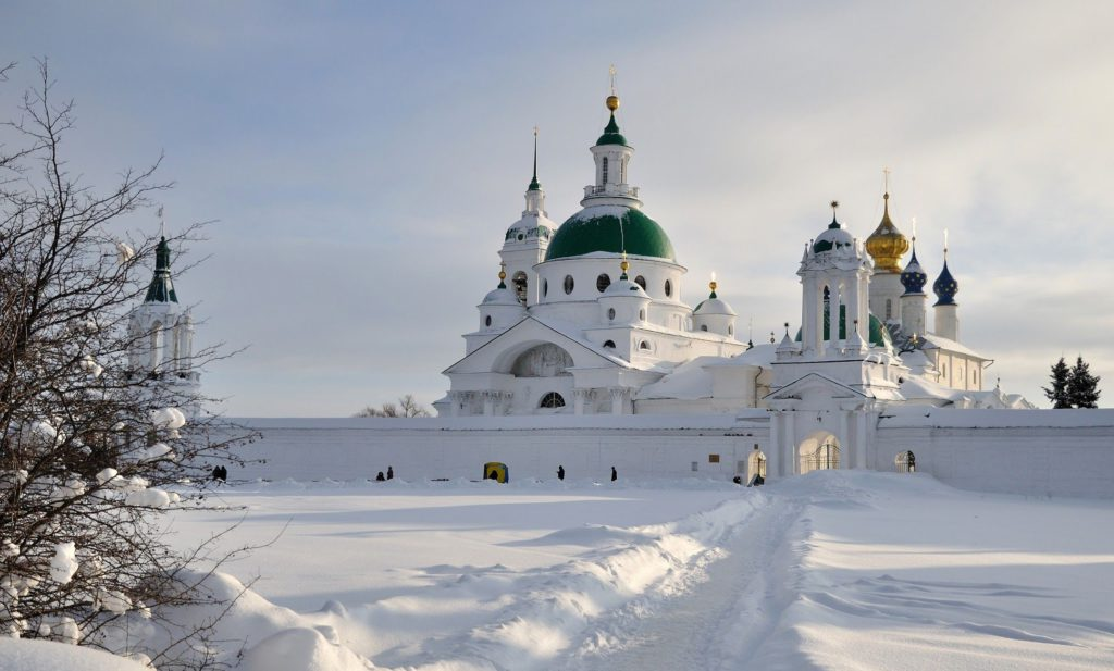 «Золотое кольцо из Санкт-Петербурга.Комфорт тур» 6 дн/5н
