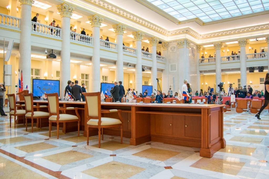 Президентская библиотека им. Б.Н.Ельцина (Здание Синода).