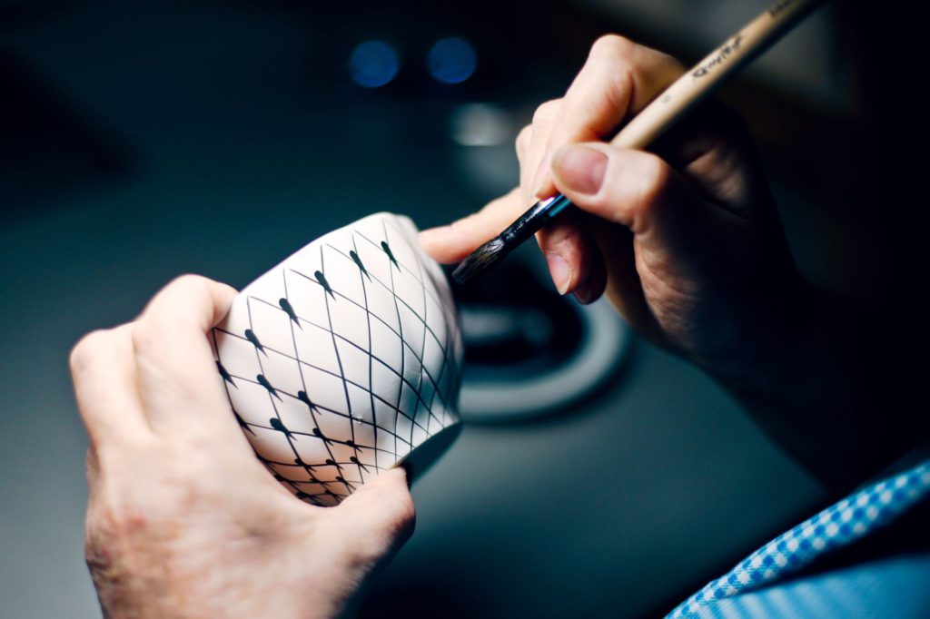 """26 ноября 2021г. Раскройте тайну """"белого золота"""" Экскурсия на производство фарфора с мастер-классом по росписи."""